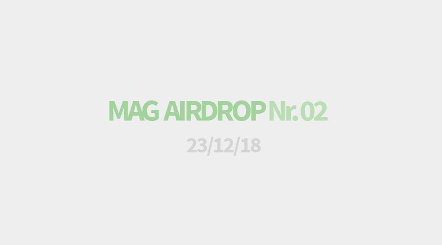 MAG AIRDROP NO.2 / 23.12.2019