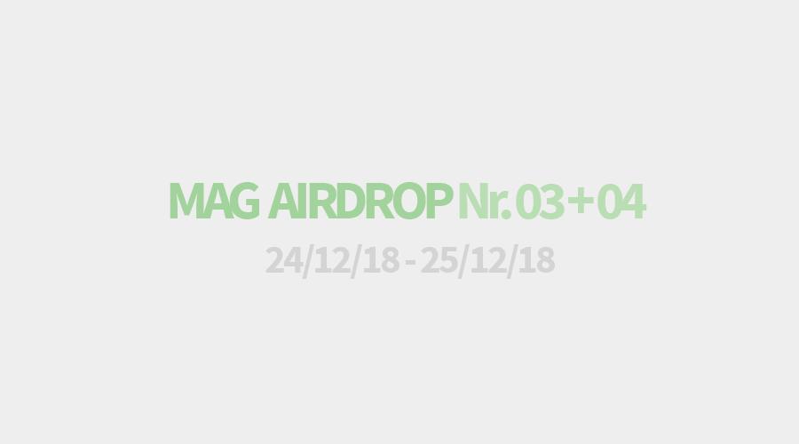 MAG AIRDROP NO. 3 + 4 / 24.12.2019 – 25.12.2019